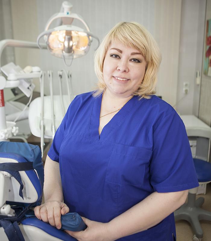 Елена Геннадьевна Фирсова